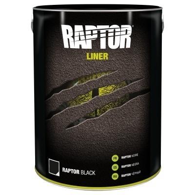 Покраска Раптором (Raptor U-pol)